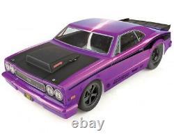 Team Associated Dr10 Rtr Brushless Drag Race Car Combo (violet) Asc70028c