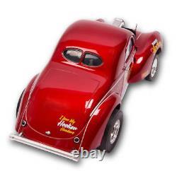 Têtes De Weiand 1941 Willys Gasser Blown Hemi Drag Race Acme 118 Gmp Car