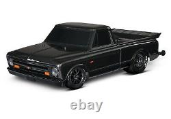 Traxxas Drag Slash 1/10 Rc Rtr Electric 2wd Pas De Prép Course Camion / Voiture Couleur Noire