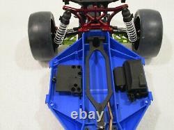 Traxxas Slash Rc Drag Car Hot Racing Integy Proline Pas De Rouleau Personnalisé Prep Nouveau