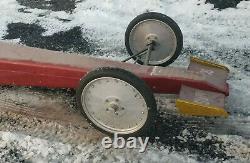 Vintage Années 1970 Nostalgia S&w W W Super Comp Dragster Drag Race Car