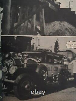 Vintage Orig #2 Décembre 1963 & #5 Juillet 1964 Pete Millar Drag Car-toons Magazine