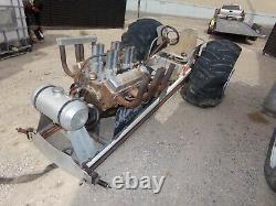 Vintage Sand Drags Tracteur Tirant Voiture De Course Hilborn Injection Sbc Barn Trouver
