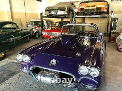 Voitures De Course Pas Légal De Rue, Corvette, Gasser, Drag Car
