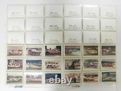Wow Huge Lot90 Vieux L&m Films Drag Racing Cartes Photo Funny Car Top Carburant